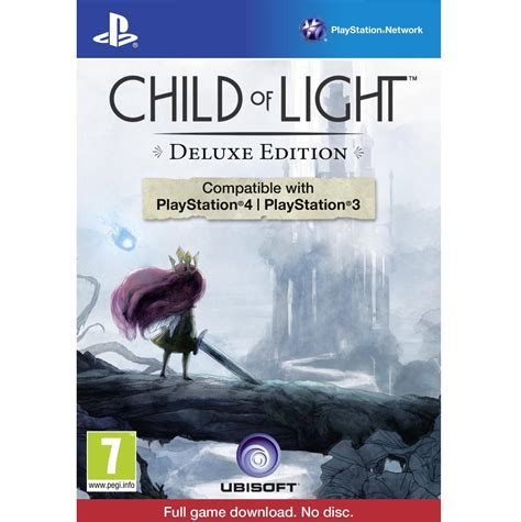 Child Of Light Ps3 by Bargain Child Of Light Ps4 Ps3 Just 163 9 09 At