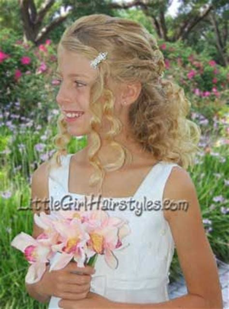 Little Girls Pageant Hairstyles   Naturally Beautiful Kids Pageant Hair   Pageant Hairstyles