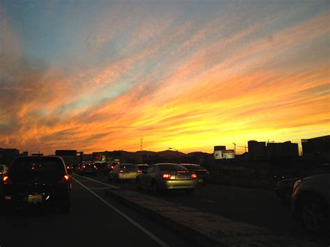 are cars driving into the sunset up for discussion