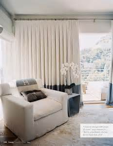 Grommet Drapery Designing Home Current Trends In Window Treatments