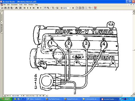 Ford Firing Order by 2001 F150 Firing Order Html Autos Post