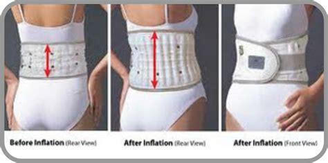 Syaraf Terjepit Easyfit Waist Belt disk dr waist belt alat terapi syaraf terjepit