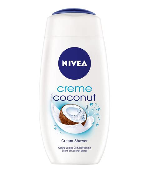 B Q Shower Bath nivea creme coconut shower gel 250 ml buy nivea creme