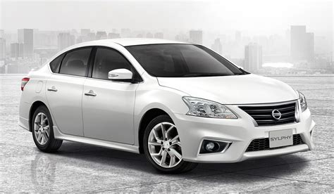 nissan sylphy 2018 my2017 nissan sylphy receives minor updates thailand