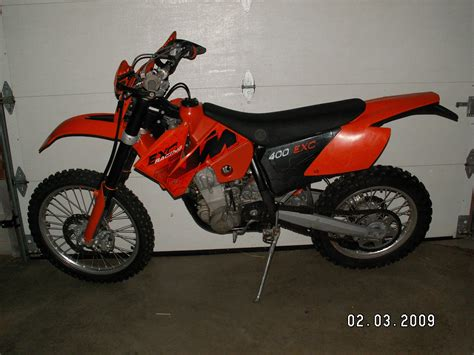 2005 Ktm 400 Exc 2001 Ktm 400 Exc Racing Pics Specs And Information