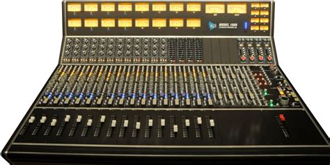 api console api 1608 recording console with automation sweetwater