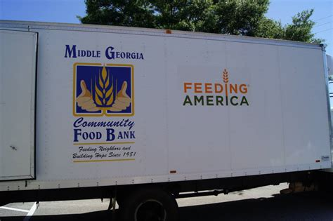 Mobile Food Pantry Truck by Mobile Food Pantry For Jones County