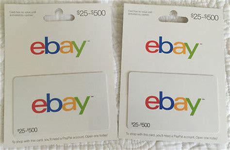 How To Use Gift Card On Ebay - how to buy and use ebay gift cards ebay