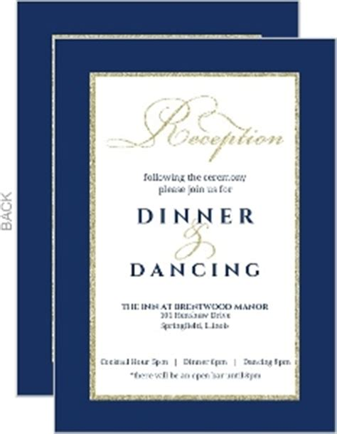 wedding enclosure cards free template wedding reception cards wedding reception invitations