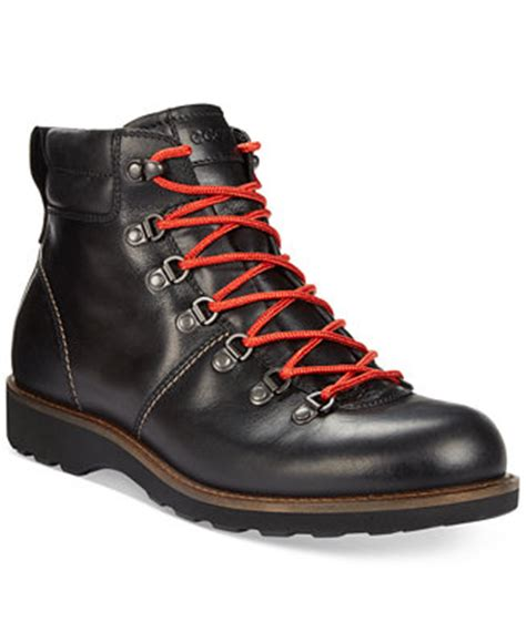 ecco holbrook casual boots shoes macy s