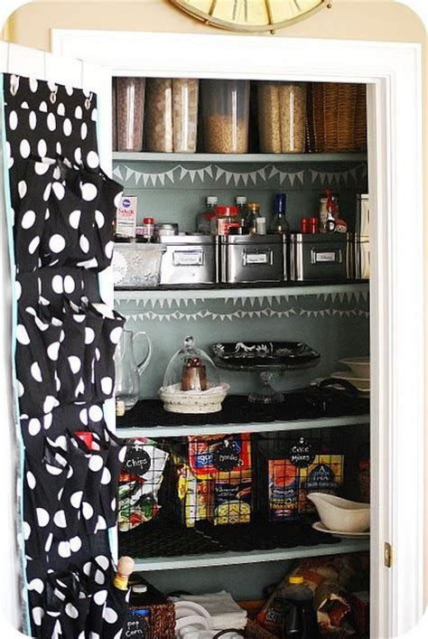 creative ideas to organize your pantry