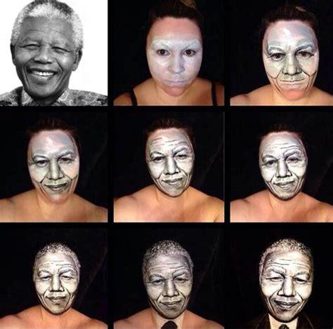 Mukena Morinna Ij 9 mind blowing makeup artists oddee