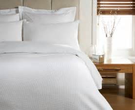 White Blanket Cover Buy Waffle Duvet Cover Set At Bakers Larners