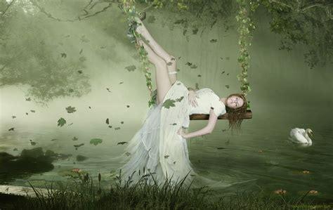 Swing Wallpaper by The Swing Of Swan Lake Wallpapers Hd Wallpapers 14129