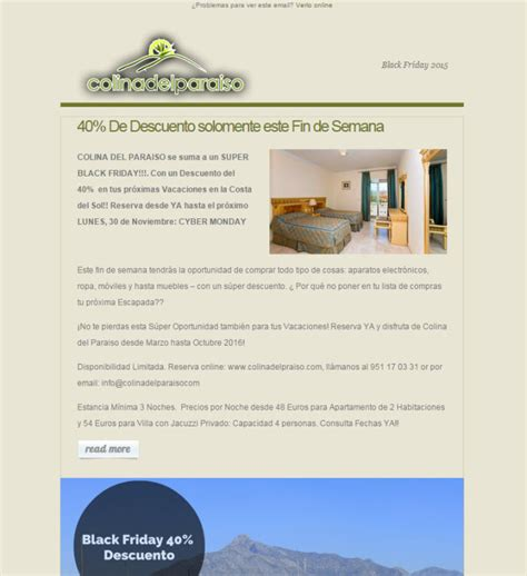 email layout spanish newsletter template designs to match your business brand