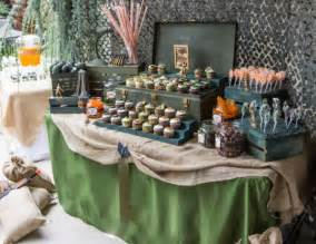 Army Themed Decorations - military nerf camo birthday quot devyn s nerf war birthday bash quot catch my party