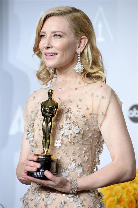 2014 best actress oscar winner red carpet jewels 2014 cate blanchett wins best dressed