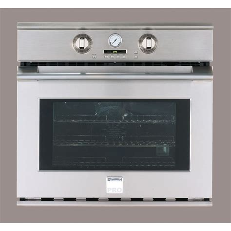 kenmore pro 41003 30 quot electric self clean single wall oven stainless steel