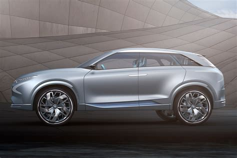 hyundai cars in hyundai fe fuel cell concept looks to the future at geneva