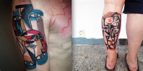 tattoo equipment berlin cubist tattoos by berlin based artist peter aurisch