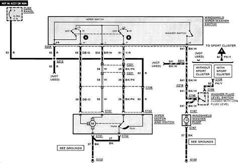 tmc wiper motor wiring diagram k