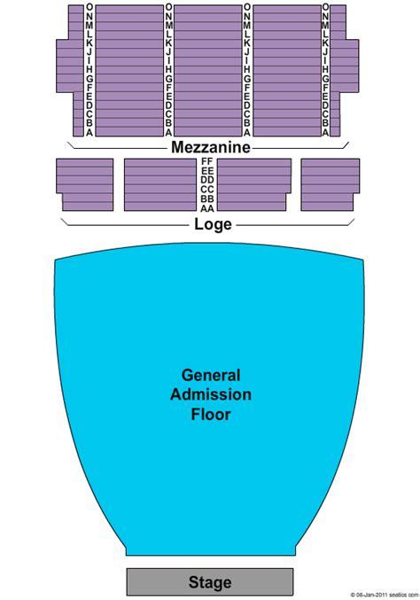 thrice wiltern the wiltern seating chart