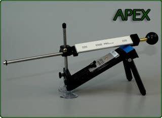 edge pro apex review knife sharpener reviews