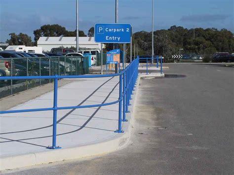 Handrails Perth monowills handrail