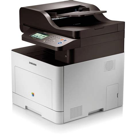 samsung laser color printer samsung clp 6260fw color all in one laser printer clx