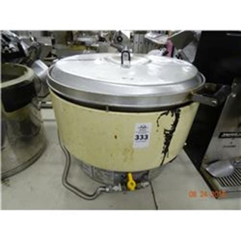 Rice Cooker Rinnai Gas rinnai gas rice cooker bay area auction services
