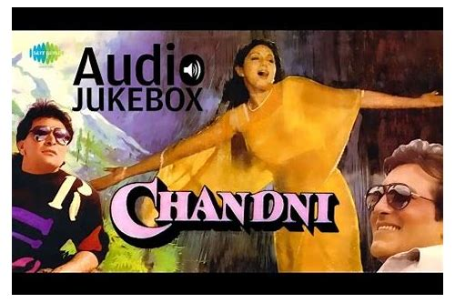 herunterladen film chandni mp4 songs free