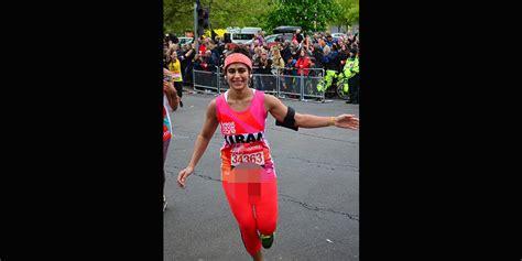 theme music london marathon kiran gandhi sick chirpse