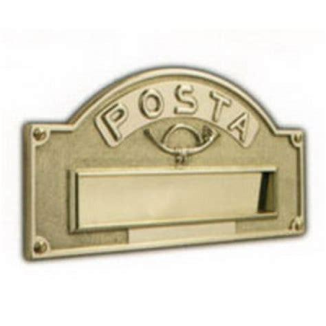 lettere posta feritoia o asola per lettere posta cfi pa olv