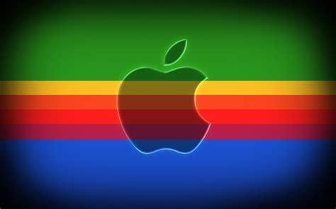 apple historie mythes en waarheid  het apple logo