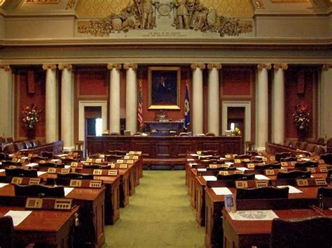 minnesota state house of representatives chamber quot