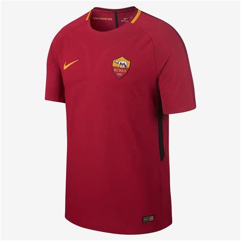 Tshirt As Roma 17 As Roma 2017 18 Nike Home Kit 17 18 Kits Football