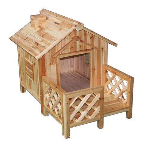 all about dog houses doghouses natural asian fir dog house medium traditional dog houses by the