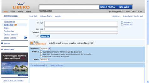 librero mail come eliminare casella posta libero cancellare casella