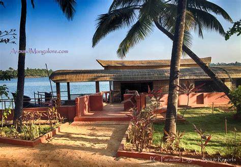 boat house in mangalore paradise lagoon spa resorts malpe around mangalore