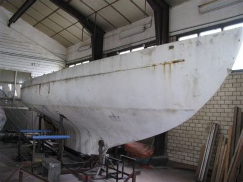 zeilboot casco heel mooi stalen casco s spant advertentie 176686