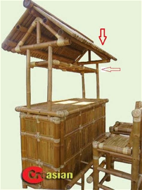 Tiki Bar Hut Assembly Quality Bamboo And Asian Thatch Bamboo Tiki Bars Hut