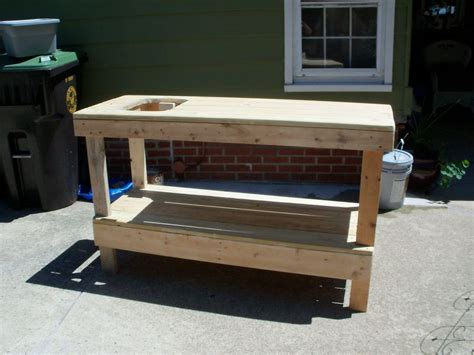 potting bench accessories a potting bench concrete outdoor decorations