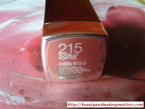 Maybelline Lipstick Toffe maybelline color sensational lipstick totally toffee review swatches lotd fashion