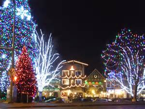 leavenworth lights leavenworth cheryl s northwest tours
