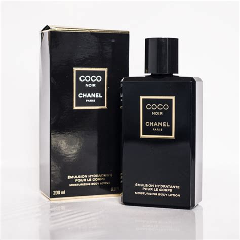 Chanel Coco 2013 chanel coco noir bodylotion the musthaves
