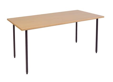 High Top Dining Room Tables copy of rectangular table 4 legs blueline office furniture