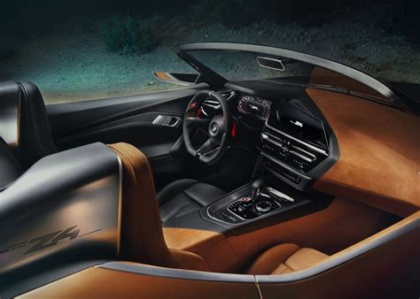 future bmw interior bmw z4 concept revealed production model coming in 2018
