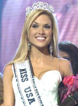Blair Wins Miss Usa 2006 by California America S Most Wanted Recording