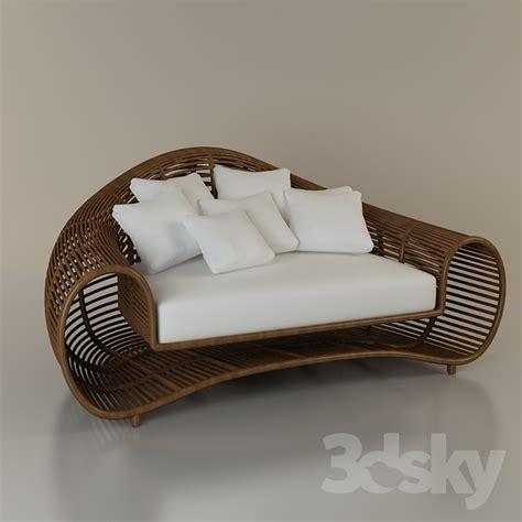 wooden sofa models 3d models sofa wood sofa