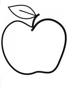 Apple Template Printable by Apple Templates Clipart Best